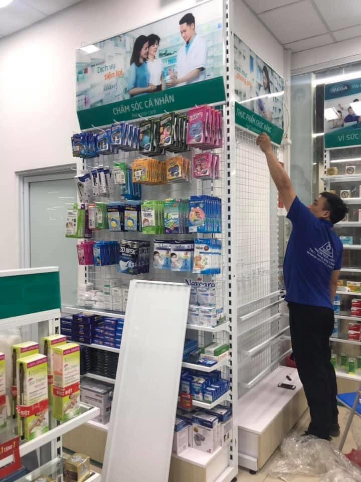 Gía kệ siêu thị 10